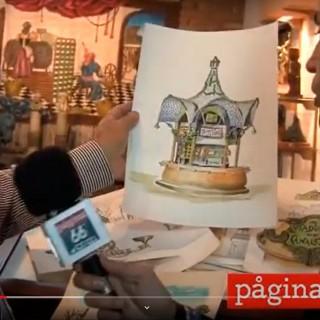 Revista: Alcoy, Art Nouveau, modernismo
